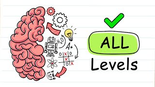Brain Test: Tricky Puzzles - All Levels