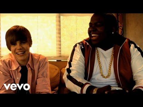 Sean Kingston, Justin Bieber - The Making of Eenie Meenie (Behind The Scenes)