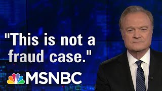 Lawrence: 'Another Day, Another Trump Vengeance Firing' | The Last Word | MSNBC