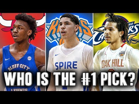 Who Will Be The #1 Pick In The 2020 NBA Draft | Lamelo Ball?