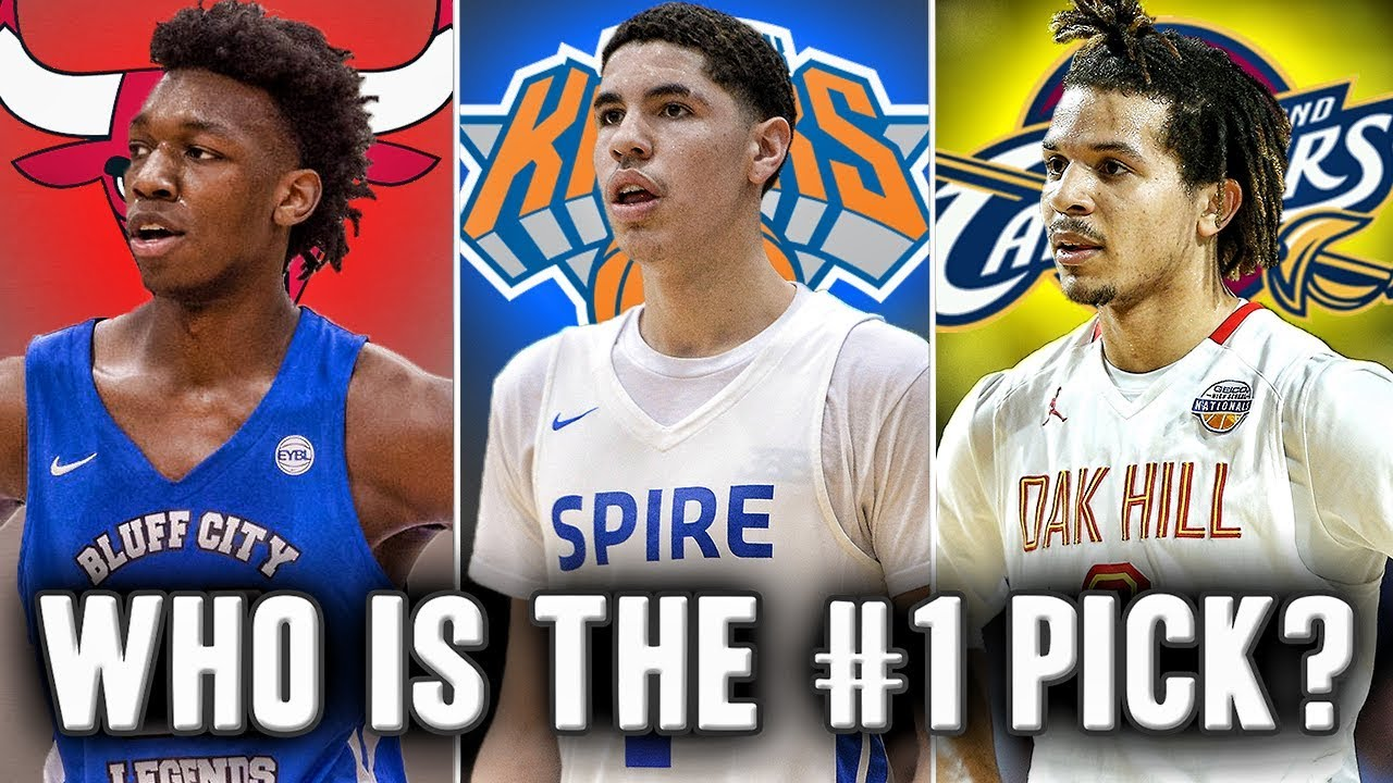 Best 2020 Nba Draft Prospects Who Will Be The #1 Pick In The 2020 NBA Draft | Lamelo Ball?   YouTube