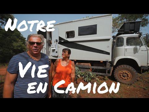 SUPERBE CAMION 4x4 AMÉNAGÉ en AFRIQUE / BUDGET / COMPARATIF VAN vs CAMION