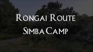 Kilimanjaro Rongai-Route Simba Camp