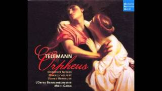 Georg Philipp Telemann: Orpheus / »Sù, mio core, à la vendetta« (Arie der Orasia)