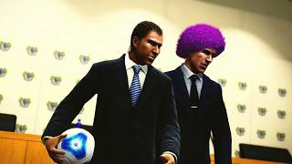 "PES 2012 ""Club Boss"" mode (Football Life)"