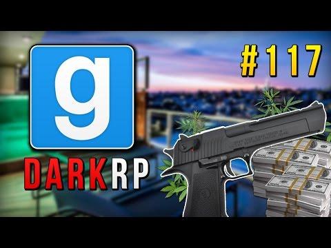 Garry's Mod: DarkRP: RAIDING A PENTHOUSE! [117]