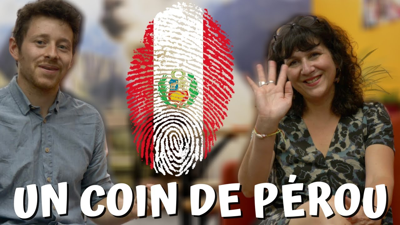 Franco-péruvienne, elle crée sa boutique sur le Pérou 🇵🇪 en France 🇫🇷 [Dialogue espagnol 💬]