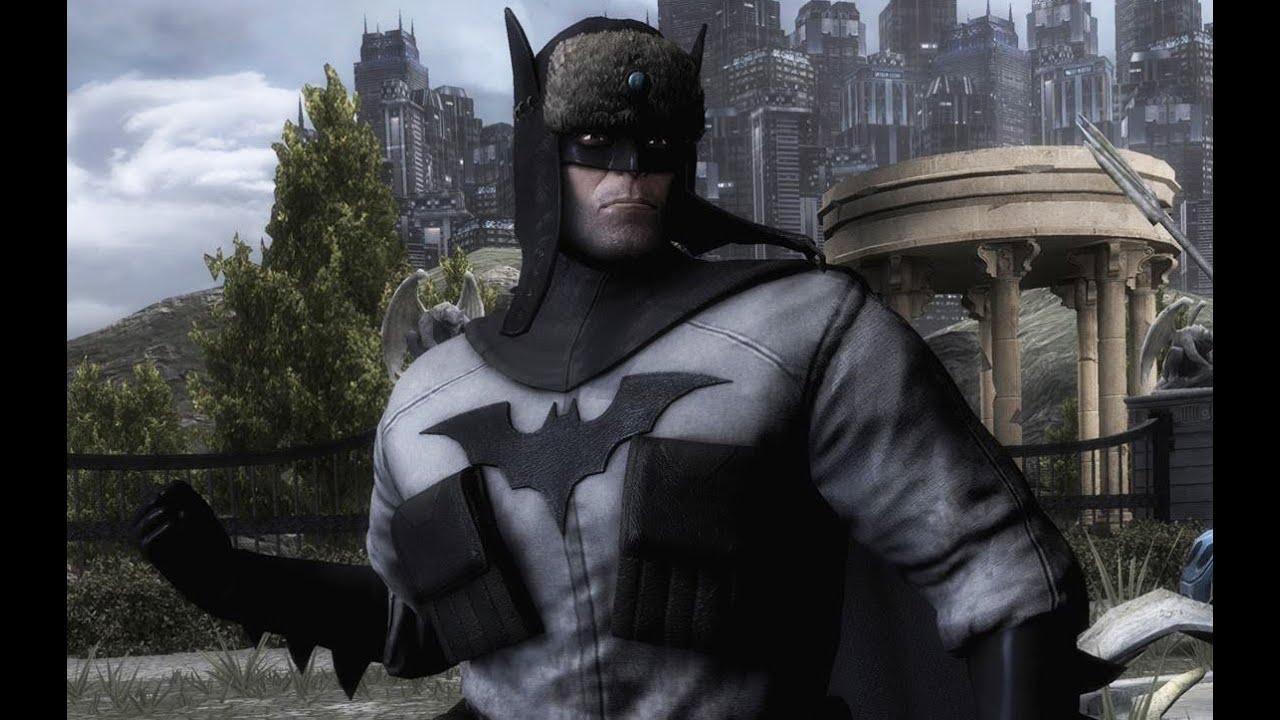 Batman Red Son Injustice Gods Among U...