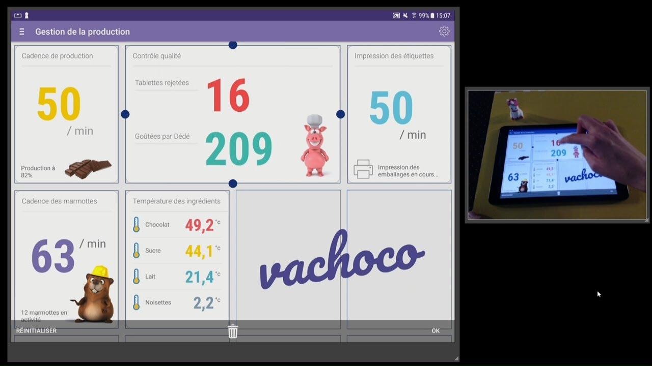 Integrez Un Tableau De Bord Dans Vos Applications Mobile Youtube