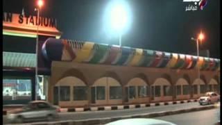 بالفيديو .. شوبير : استاد أسوان 'عامل زي البيت الفخم من غير حمامات'