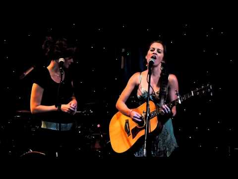 "The Hello Strangers ""Caribou"" Acoustic Live"