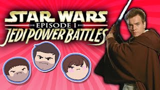 Star Wars Jedi Power Battles - Grumpcade