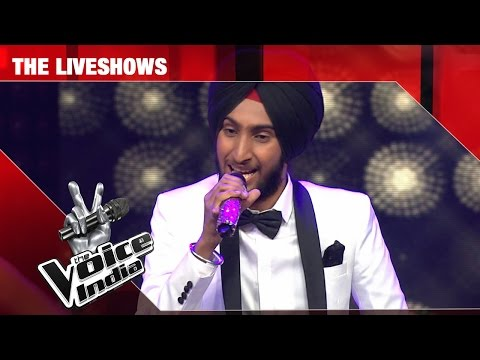 Parakhjeet Singh - Aao Twist Kare | The Liveshows | The Voice India S2