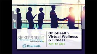 OhioHealth Virtual  Wellness and Fitness