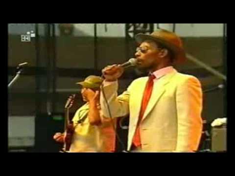 Linton Kwesi Johnson- Sonny´s Lettah