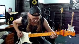 Michael Schenker - Into the arena ( Cover)