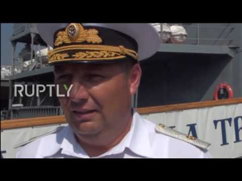 India: Russian Pacific Fleet arrives in Indian to take part in Indra 2016 drills