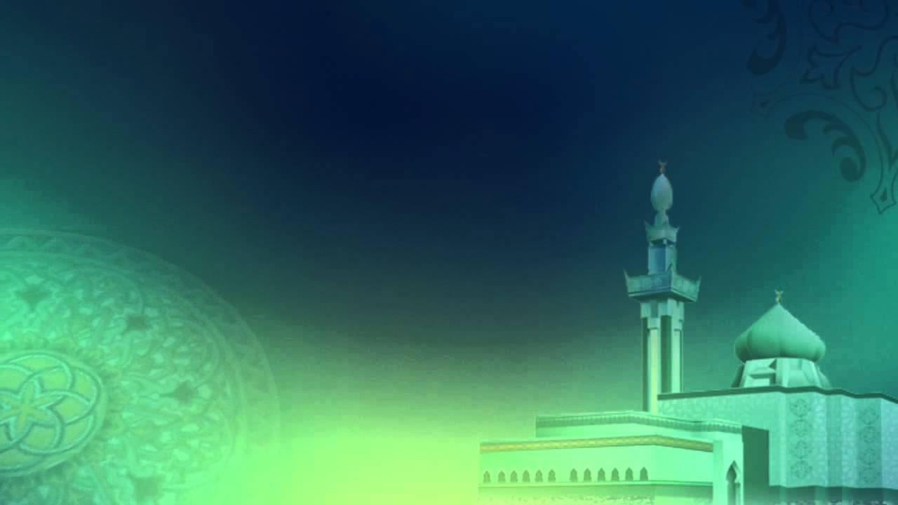 ISLAMIC BACKGROUND  ᴴᴰ┇ خلفيات إسلامية للمونتاج