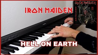 Iron Maiden - HELL ON EARTH (Piano Cover) (New Iron Maiden Song 2021)