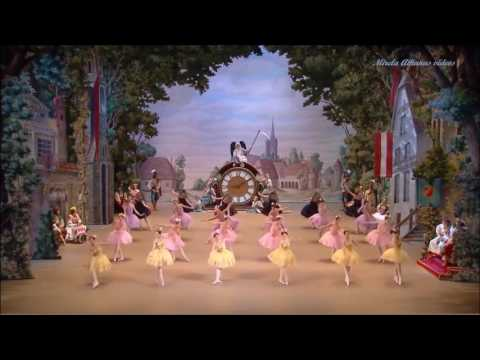 Happy Birthday Song - Beautifully danced by amazing hour ballerinas - Video Card