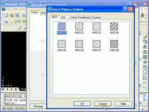 Free Hatch Pattern For Autocad 2007 - roomprotection's blog