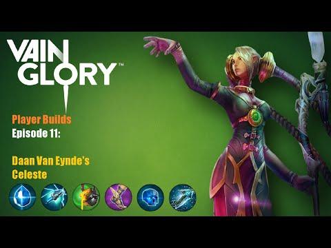 Vainglory - Player Builds Ep 11: Celeste Lane