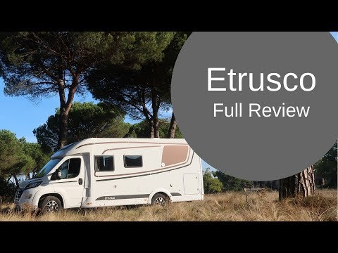 Etrusco Motorhome T6900DB - FULL REVIEW [CC]