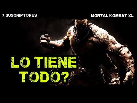 Mortal Kombat XL - Review-Análisis en español - Vale la pena jugarlo? 7Suscriptores