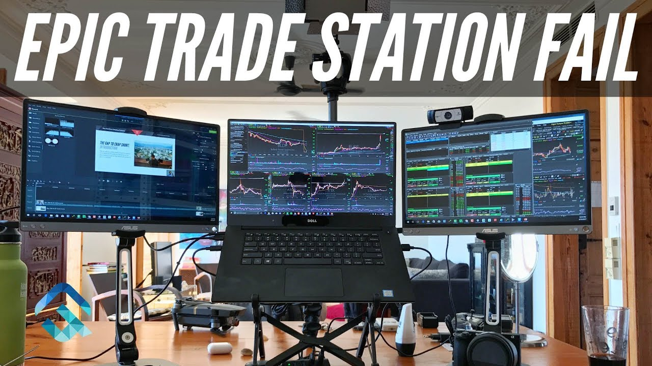 The Most Epic Mobile Day Trading Station That Failed Me