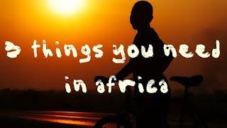 [青年海外協力隊] アフリカに住む協力隊員がオススメする持ち物をご紹介