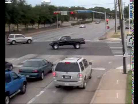 Is This Violation? Red Light Camera Ticket