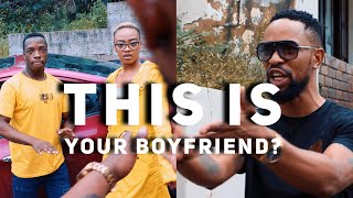 Meeting Your girlfriend's Brother 2 | with SK Khoza| Skits By Sphe