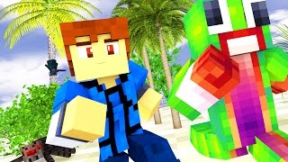 Minecraft Stranded - LOST IN THE JUNGLE !?