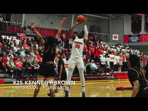 Kennedy Brown - 6'8 Forward - Dawson Community College