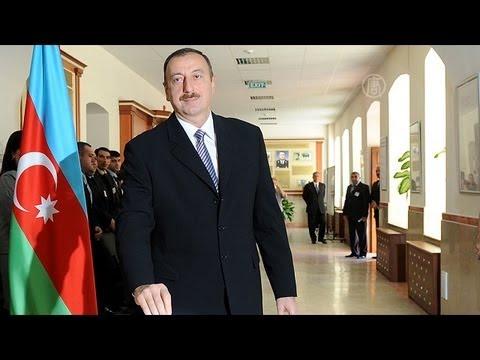 Алиев снова станет президентом Азербайджана (новости)