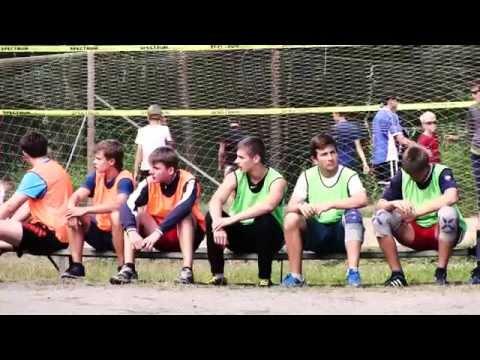 Подвижные игры Форвард-99 на предсезонных сборах