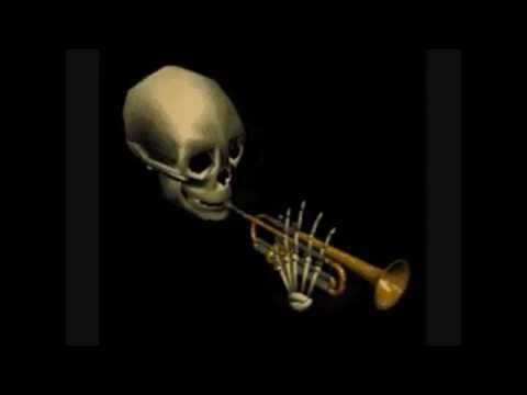 Skull Trumpet  The Weekend Michael Gray