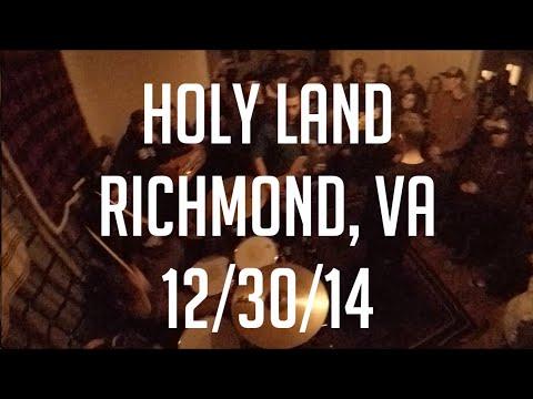 Holy Land - Richmond, VA (12/30/14)