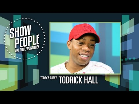 Show People with Paul Wontorek: Todrick Hall of KINKY BOOTS