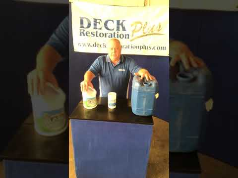 Chlorine Bleach Use In Wood Restoration