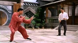 Jet Li vs Wu Shu Master  HD