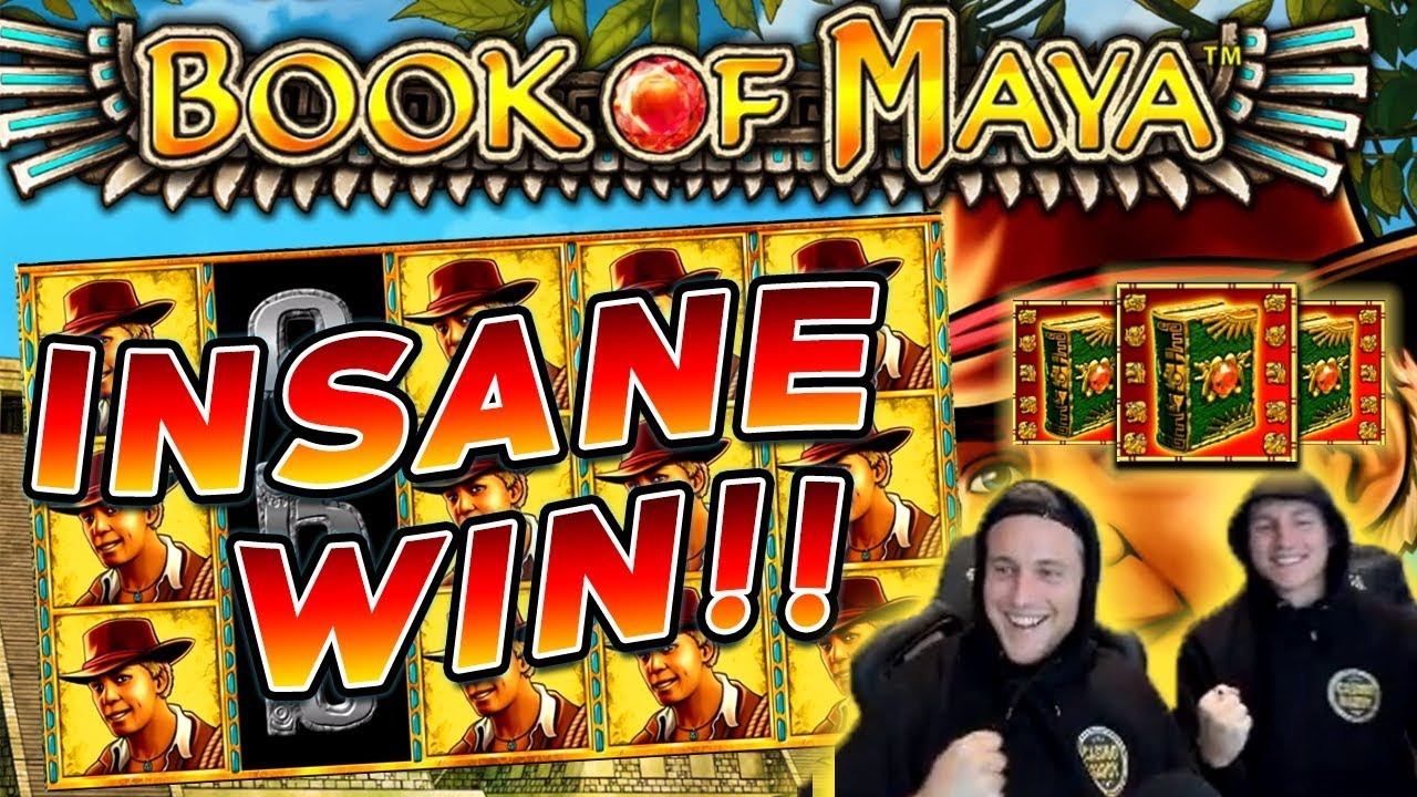 Book Of Maya Online Casino