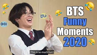 Download BTS Funny Moments (2020 COMPILATION)