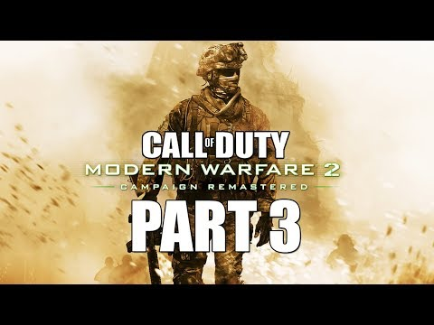 Call Of Duty: Modern Warfare 2 (Remastered) - Walkthrough (All Intel) - Part 3 - u0022Act IIIu0022