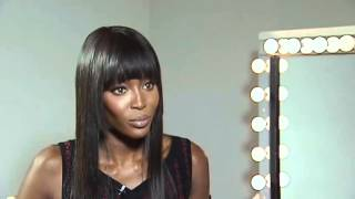 Naomi Campbell Angry Interview (mashup)