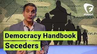 If at First You Don't Secede • Democracy Handbook with Bassem Youssef Ep. 4