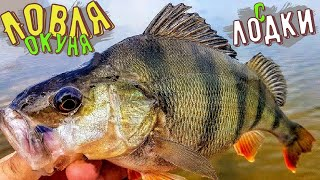 Рыбалка на Окуня с лодки Открытие сезона 2021