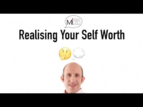 Realising Your Self Worth!