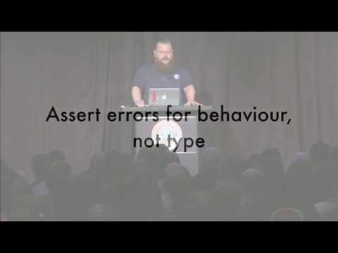 Dont Just Check Errors Handle Them Gracefully