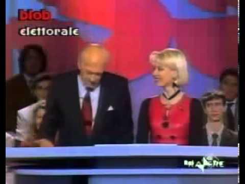 La Follia: 1994  Propaganda elettorale Fininvest per Berlusconi